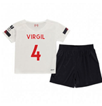 Liverpool FC Mini Kit 2019-2020 Away