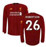 Liverpool FC langärmeliges T-Shirt 2019-2020 Home