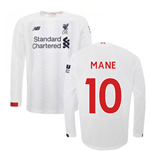 Liverpool FC langärmeliges T-Shirt 2019-2020 Away