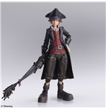 Kingdom Hearts III Bring Arts Actionfigur Sora Pirates of the Caribbean Ver. 15 cm