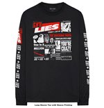 Longsleeve Trikot Guns N' Roses Unisex Long Sleeved Tee: Lies Cover (Arm Print)