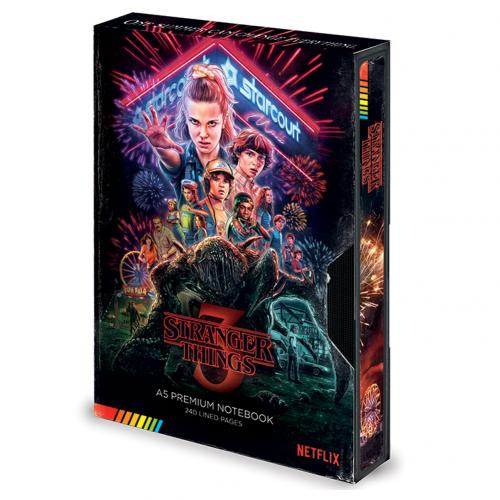 Notizbuch Stranger Things 383749