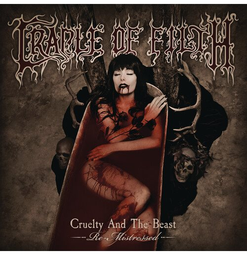Vinyl Cradle Of Filth - Cruelty And The Beast - Re-Mistressed (2 Lp)