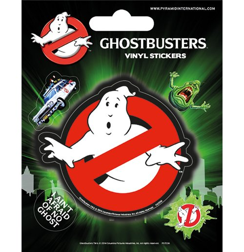 Aufkleber Ghostbusters 383943