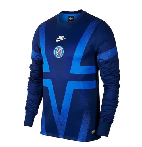 Paris Saint-Germain Trikot 2019-2020 (Marineblau)