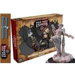 Wwe Infernal Investigations Posse Kriegsspiel