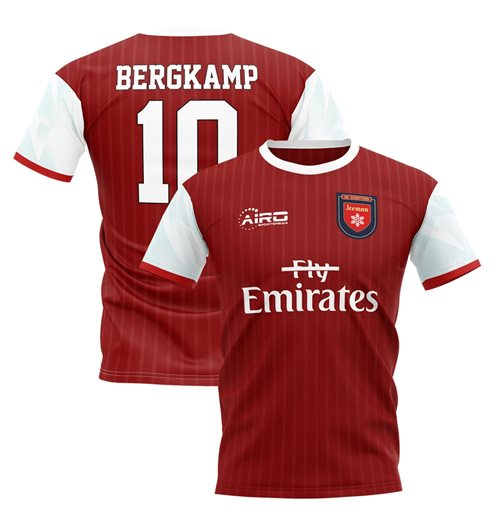 Arsenal Fusskball Trikot 2019-2020 Home