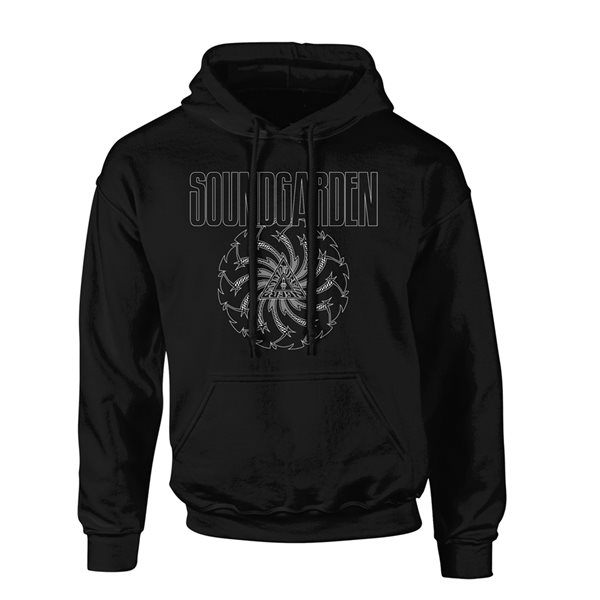 Soundgarden Sweatshirt BLACK BLADE MOTOR