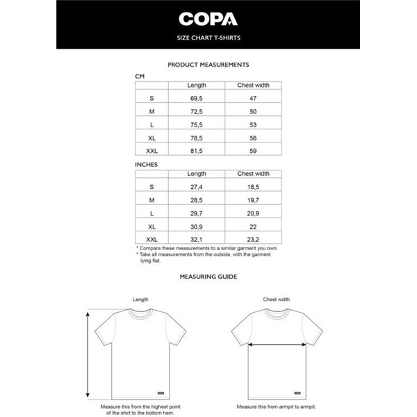 COPA Blackout T-Shirt