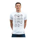 Badly Drawn Footballers T-Shirt