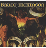 Vinyl Bruce Dickinson - Tyranny Of Souls