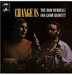 Vinyl Don Rendell-Ian Carr - Change Is