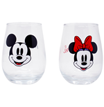 Mickey Mouse Glas