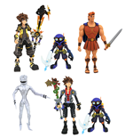 Kingdom Hearts 3 Select S.2  Set (3) Actionfigur