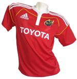Munster Home 2011 Trikot