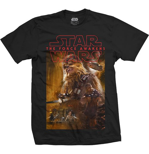 T-Shirt Star Wars 386548