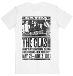 T-Shirt The Clash 386760