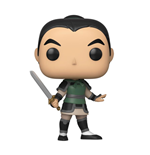 Mulan POP! Movies Vinyl Figur Mulan as Ping 9 cm