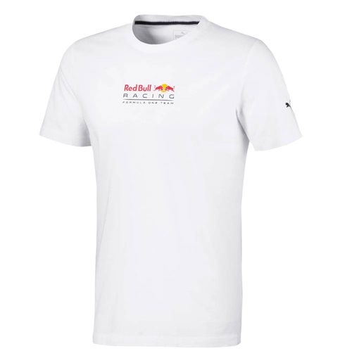 Red Bull Racing T-Shirt (Weiss)