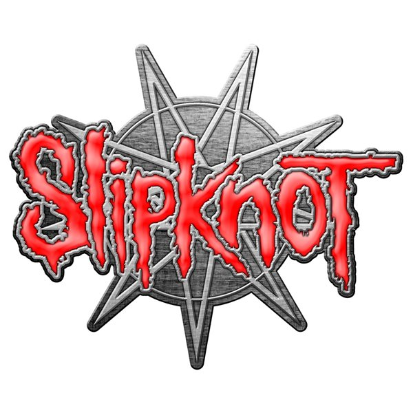 Brosche Slipknot 387172