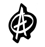Generic Patches Aufnäher ANARCHY SYMBOL