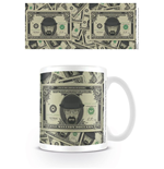Breaking Bad Tasse Heisenberg Dollar