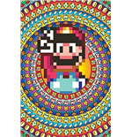 Poster Super Mario  - Power Ups Maxi Poster
