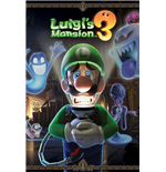 Poster Super Mario Nintendo: Luigi's Mansion 3 - Your In For A Fright (Poster 61X91,5 Cm)