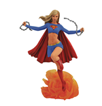 Dc Gallery Supergirl Comic Figure Statue