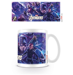 Avengers: Endgame Tasse The Ultimate Battle