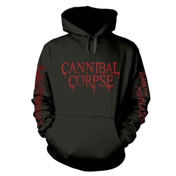 Sweatshirt Cannibal Corpse Tomb Of The Mutilated (EXPLICIT)