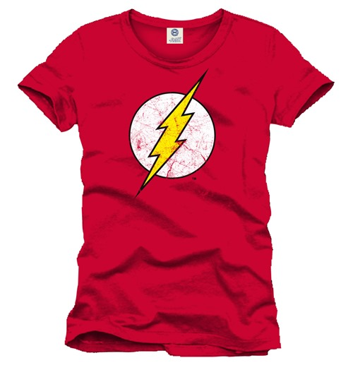 T-Shirt Flash Gordon rot