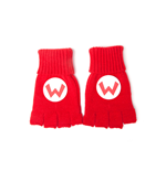 Handschuhe Super Mario - Fingerless Gloves