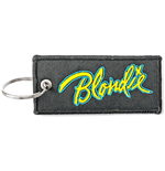 Schlüsselring Blondie  ETTB Logo (Double Sided Patch)
