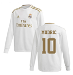 Real Madrid langärmeliges T-Shirt 2019/20 Home