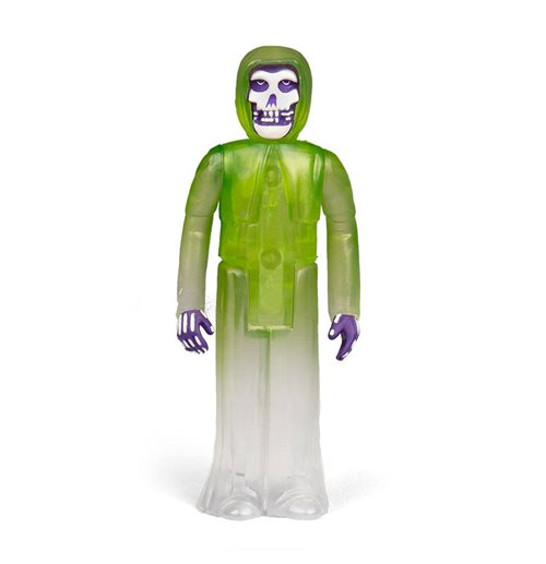 Misfits ReAction Actionfigur The Fiend Walk Among Us (Green) 10 cm
