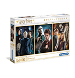Harry Potter Puzzle 3er-Pack Characters