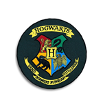 Harry Potter Teppich Hogwarts Shield 100 x 100 cm