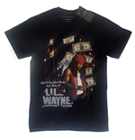 T-Shirt Lil Wayne  Unisex Tee: Got Money Homage