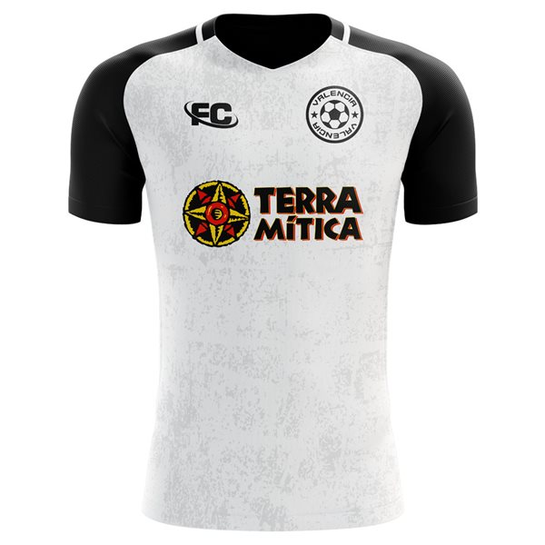Valencia T-Shirt 2018/19 Home