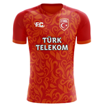 Galatasaray T-Shirt 2018/19 Home