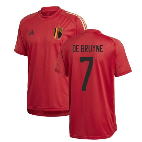 Belgien Fussball Trainingshemde 2020/21