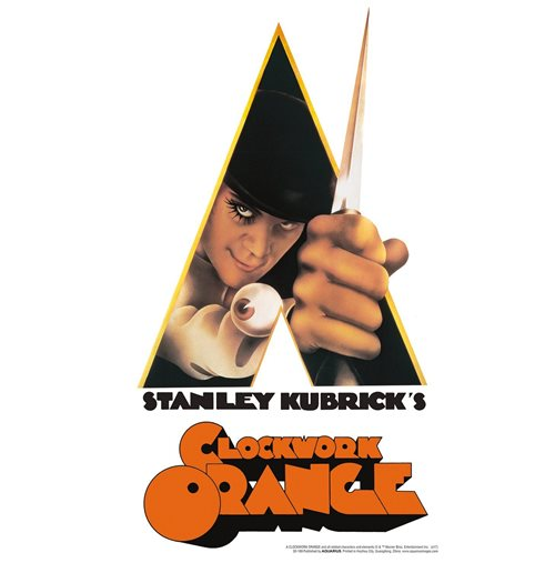 Brosche Clockwork Orange 395919