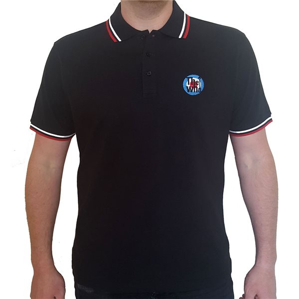 Polohemd The Who Unisex Polo Shirt: Target