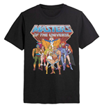 T-Shirt Masters Of The Universe 398545