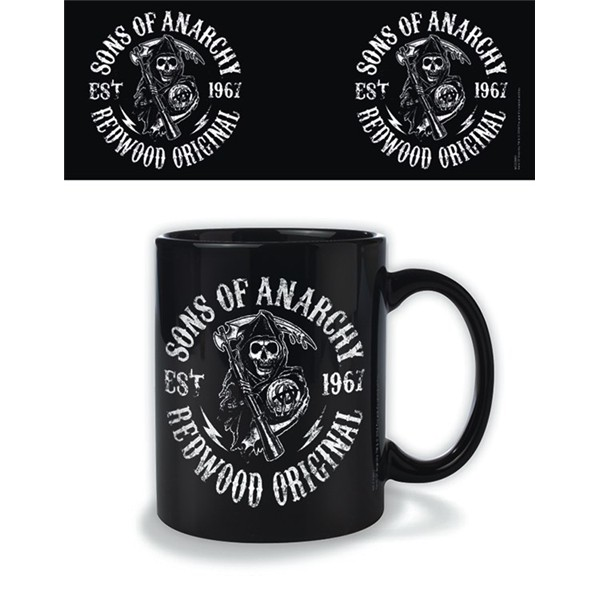 Sons of Anarchy Tasse - TZSOA1