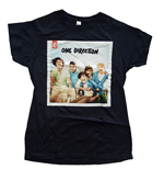 One Direction T-Shirt für Frauen - Design: Up All Night