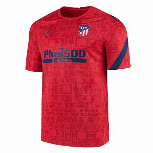 Atletico Madrid Trainingshemde 2020/21 (Rot)