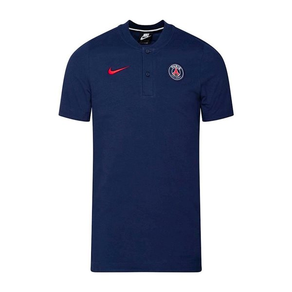 Paris Saint-Germain Polohemd 2020/21 (Marineblau)