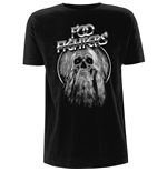 Foo Fighters  T-Shirt unisex - Design: Bearded Skull
